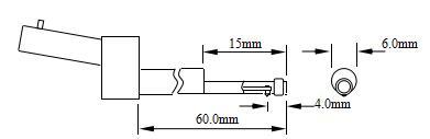 SRT-1(F)粗糙度仪传感器